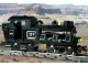Set No: KT105  Name: Large Train Engine Black