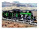 Set No: KT204  Name: Large Train Engine with Tender Green