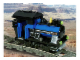 Set No: KT303  Name: Small Train Engine Blue