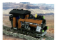 Set No: KT306  Name: Small Train Engine Brown