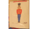 Set No: LLCA04  Name: Toy Soldier (Legoland California)