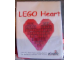 Set No: LLCA08  Name: Heart (Legoland California)