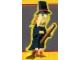 Set No: LLCA12  Name: 3D Witch (Legoland California)