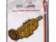 Set No: LLCA13  Name: Trumpet (Legoland California)