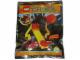 Set No: LOC391506  Name: Fire Catapult foil pack