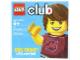 Set No: LimeMax  Name: LEGO Club Lime Max polybag