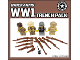 Set No: bawk16  Name: WW1 Trench Pack