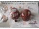 Set No: bilmasks  Name: Special Masks! - 2 (Dark) Copper Color Kanohi (Legoland Billund)