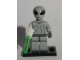 Set No: col06  Name: Classic Alien, Series 6 (Complete Set with Stand and Accessories)
