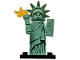 Set No: col06  Name: Lady Liberty, Series 6 (Complete Set with Stand and Accessories)