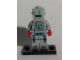 Set No: col06  Name: Clockwork Robot, Series 6 (Complete Set with Stand and Accessories)