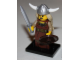 Set No: col07  Name: Viking Woman, Series 7 (Complete Set with Stand and Accessories)