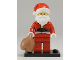 Set No: col08  Name: Santa, Series 8 (Complete Set with Stand and Accessories)