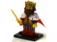 Set No: col13  Name: Classic King, Series 13 (Complete Set with Stand and Accessories)