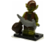 Set No: col13  Name: Goblin, Series 13 (Complete Set with Stand and Accessories)