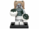 Set No: col14  Name: Zombie Cheerleader, Series 14 (Complete Set with Stand and Accessories)