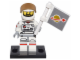 Set No: col15  Name: Astronaut, Series 15 (Complete Set with Stand and Accessories)