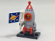Set No: col17  Name: Rocket Boy, Series 17 (Complete Set with Stand and Accessories)