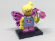 Set No: col17  Name: Butterfly Girl, Series 17 (Complete Set with Stand and Accessories)