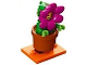 Set No: col18  Name: Flowerpot Girl, Series 18 (Complete Set with Stand and Accessories)