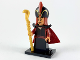 Set No: coldis2  Name: Jafar, Disney (Complete Set with Stand and Accessories)