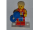 Set No: coltgb  Name: Wondrous Weightlifter - Team GB Complete Set with Stand and Accessories