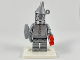 Set No: coltlm2  Name: Tin Man, The LEGO Movie 2 (Complete Set with Stand and Accessories)