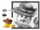 Set No: k34433  Name: Lego Mosaic Johnny Thunder