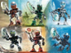 Set No: k8612  Name: Metru Nui Matoran Kit