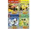 Set No: kabrobo  Name: Kabaya RoboRider 4-Pack
