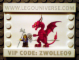 Set No: lup03  Name: Lego Universe Promo 2009 Zwolle - Dragon and Knight
