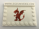 Set No: lup05  Name: Lego Universe Promo 2009 BrickWorld - Dragon