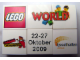 Set No: lwp02  Name: LEGO World Zwolle Puzzle Promo 2009