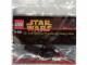 Set No: sw117promo  Name: Darth Vader - 56. International Toy Fair Nuernberg (Nürnberg) polybag