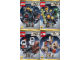 Set No: swminifigs  Name: Star Wars Minifig Packs 4-Pack