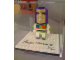 Set No: tf10  Name: Lego Toy Fair Invitation 2010, Toy Story Buzz Lightyear CubeDude, V.I.P. Gala Set