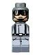 Minifig No: 85863pb081  Name: Microfigure Star Wars AT-ST Pilot