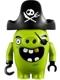 Minifig No: ang014  Name: Pirate Pig (75825)