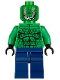 Minifig No: bat008  Name: Killer Croc