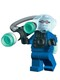 Minifig No: bat011c01  Name: Mr. Freeze with Complete Weapon Assembly