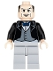 Minifig No: bat014  Name: Alfred Pennyworth, the Butler - Bow Tie