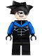 Minifig No: bat015  Name: Nightwing - Blue Arms and Chest Symbol
