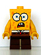Minifig No: bob007  Name: SpongeBob - Shocked Look