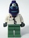 Minifig No: bob017b  Name: Bikini Bottom Emergency Room Doctor - Chest Pocket