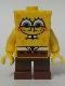 Minifig No: bob019  Name: SpongeBob - Smile with Squint