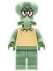 Minifig No: bob020  Name: Squidward - Modified Head