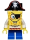 Minifig No: bob032  Name: SpongeBob - Pirate