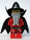 Minifig No: cas326  Name: Fantasy Era - Evil Wizard