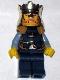 Minifig No: cas388  Name: Fantasy Era - Crown King, No Cape