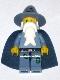 Minifig No: cas396  Name: Fantasy Era - Good Wizard with Cape
